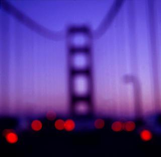 Golden Gate by Bettina Salomon