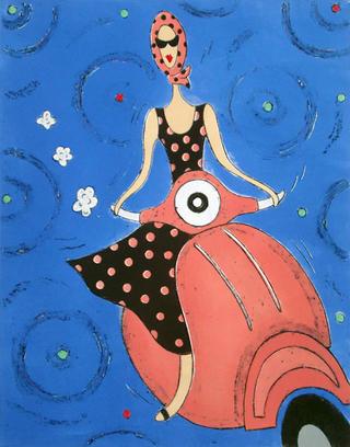 Patti Putt - Putt by Alece Birnbach