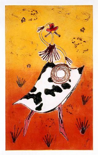 Sagebrush Sally by Alece Birnbach