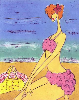 Pinky's New Bikini by Alece Birnbach