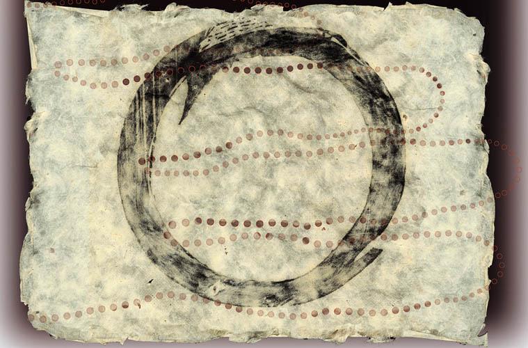 Zen by Maxine Hall