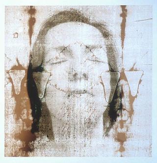 Shroud Stains II by Karen Ingham