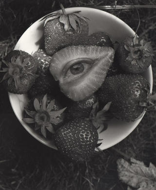 Strawberries by Patricia Townsend