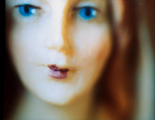 Madonna 5 by Miranda Walker