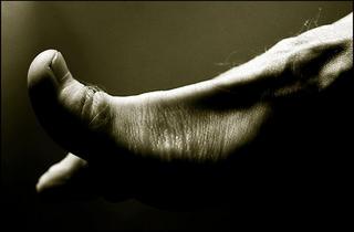 Fat Toe by Jeremy Webb