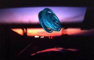 Night Drive Visitation by Jeremy Webb