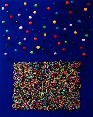Balls and String by Simon Garrett