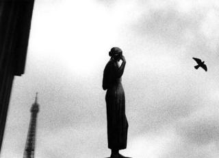 Trocadero, Paris by George Romanation