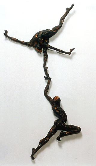 Dancers by Kate Newlyn