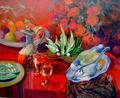 Reds by María Carrera