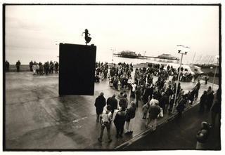 Street Theatre, Brighton, UK, 1995 by Toby Deveson
