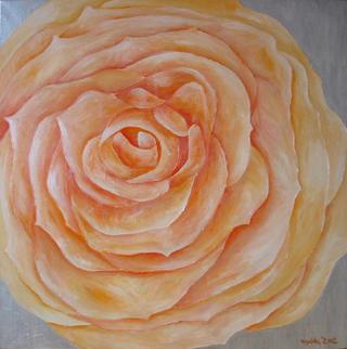 Moulin Rose Orange by Agata Rogalska