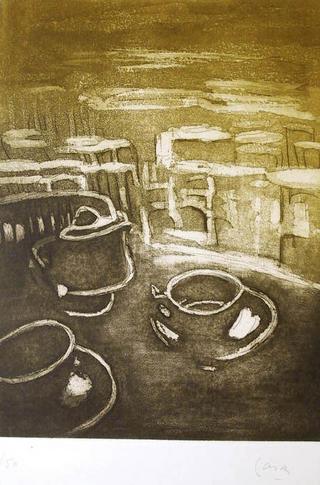 Coffee Time by Víctor Casas