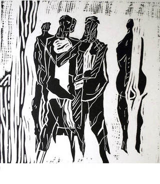 Undecided Man by Víctor Casas