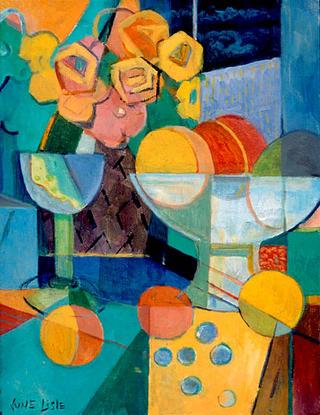 Sunlight III by June Lisle