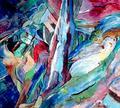 Rocks LLamberis I by June Lisle