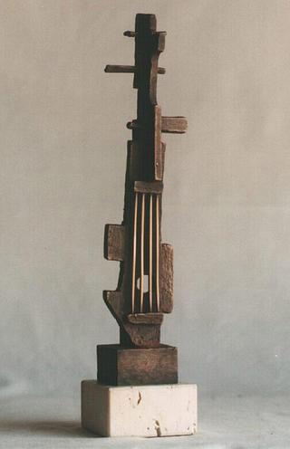 Guitar by Javier Pereda