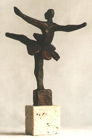 Dancer I by Emilio Velilla
