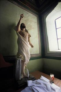 El Cristo de Sta Fé by Gustavo Gatto