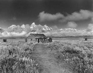 Pfeiffer Estate, Teton Park, Wyoming by Larry Friedman