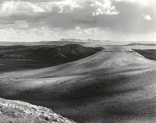 Rolling Desert by Larry Friedman