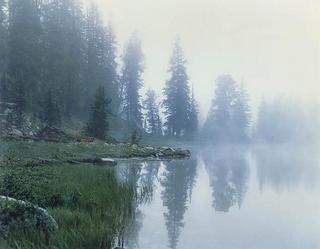Barbara Lake by Larry Friedman