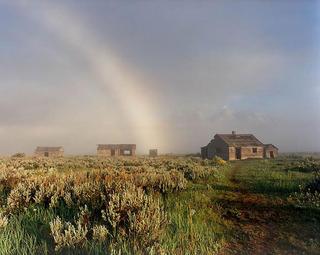 Pfeiffer Estate, Rainbow by Larry Friedman