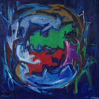 World II by Patrick John Mills