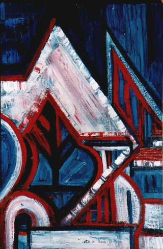 House by Patrick John Mills