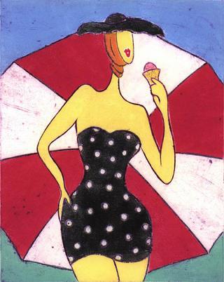 Peggy Poser by Alece Birnbach