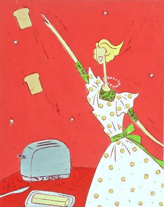 The Toaster Toss by Alece Birnbach