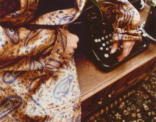 Legs and Typewriter by Cassandra Jones