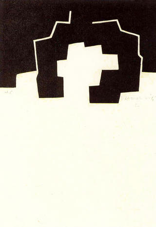 Abigune II by Eduardo Chillida