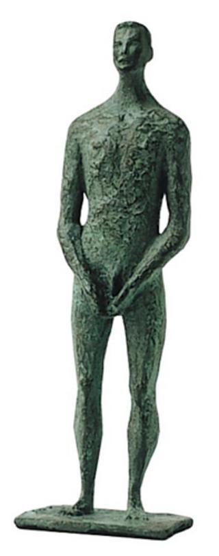 Man VII by José Manuel Bouzas