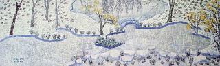 Winter Impression by Mayland Rey-Zheng