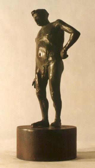 Man IV by Pablo De Arriba