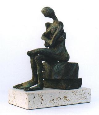 Alone by Juana Cordero
