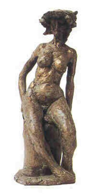 Nude by Manuel López Pérez