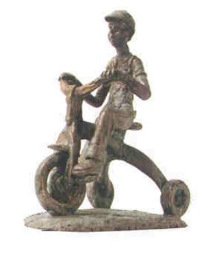 Kentucky Boy by Manuel López Pérez