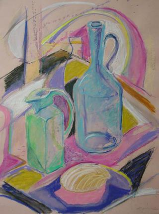 The Bottle by Federico Winqvist Estrada