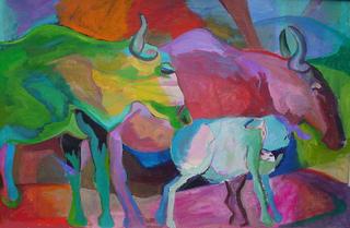 Gnues by Federico Winqvist Estrada