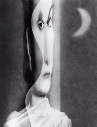 Metaportraits. Sandra by Night by Franco Donaggio