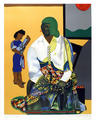 Mecklenburg Autumn by Romare Bearden