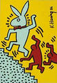Playboy 2 by Keith Haring