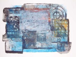 Players (i) by Sandra Crisp