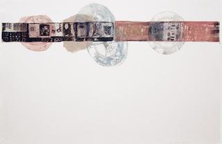 Xerocode (ii) by Sandra Crisp
