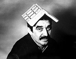 Gabriel García Márquez by Colita