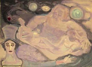 Image 1. Portfolio: Le Troisième Oeil (The Third Eye) by Marcel Marceau