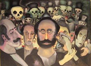 Image 3. Portfolio: Le Troisième Oeil (The Third Eye) by Marcel Marceau