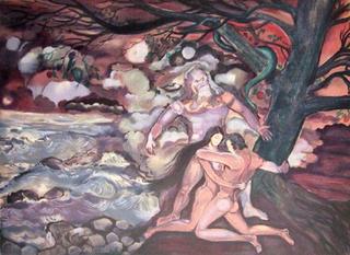 Image 5. Portfolio: Le Troisième Oeil (The Third Eye) by Marcel Marceau